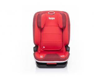 Autosedačka Scale i-Size, Red 4