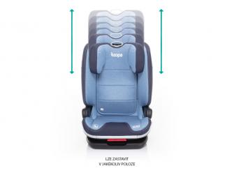 Autosedačka Scale i-Size, Blue 10