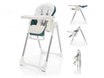 Dětská židlička Ivolia, Aqua Blue