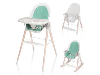 Dětská židlička Elite, Mint