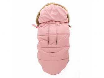 Zimní fusak Fluffy, Old Pink 2