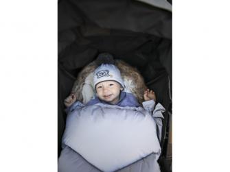 Zimní fusak Fluffy, Foggy Grey 3