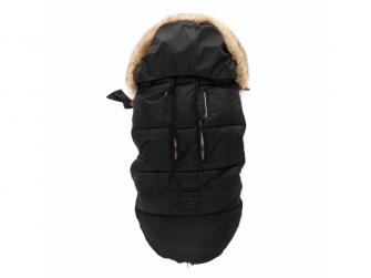 Zimní fusak Fluffy, Night Black 2