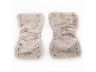 Zimní rukavice Fluffy, Foggy Grey 3