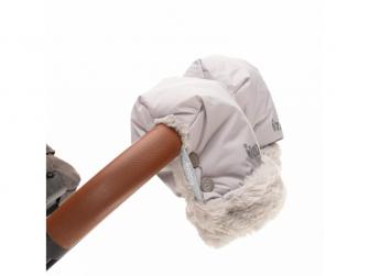 Zimní rukavice Fluffy, Foggy Grey 4