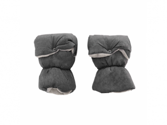 Zimní rukavice, Grey 2