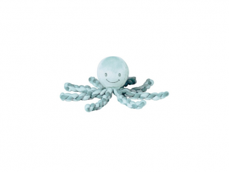 První hračka miminka chobotnička PIU PIU Lapidou mint 0m +