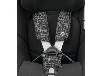 Pearl Smart i-Size autosedačka Black Grid 10