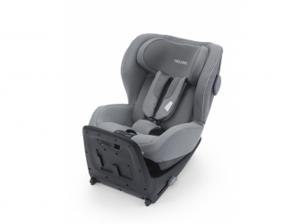 autosedačka Recaro Kio 3m+ prime silent grey 2