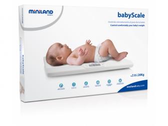 Dětská váha Baby Scale 4