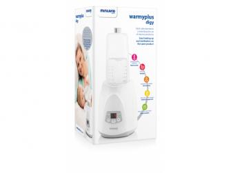 Ohřívačka kojeneckých lahví Warmy Plus Digi 6