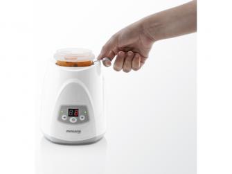 Ohřívačka kojeneckých lahví Warmy Plus Digi 4