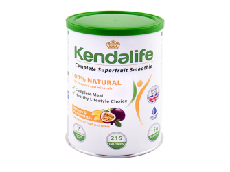 KENDALIFE Mango Passion fruit koktejl (450g)
