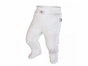 Polodupačky tenké Outlast® - bílá, vel. 50