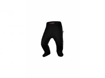 Polodupačky smyk Outlast® 62, černá