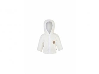Kabátek MAZLÍK Outlast® 56, krémová/bílá