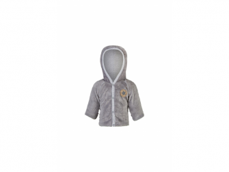 Kabátek MAZLÍK Outlast® 62, šedá slon