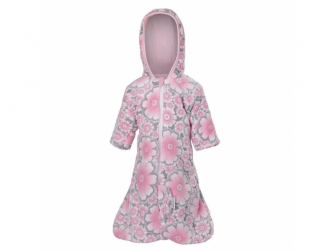 Zimní pytel MAZLÍK Outlast® vel.56 kytky/růžová baby