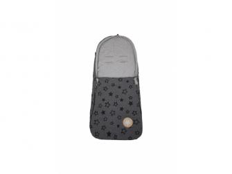 Fusak tenký Outlast® 100x45cm, šedý melír hvězda/šedý melír