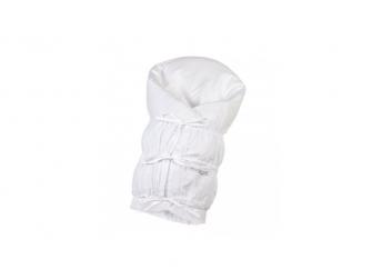 Zavinovačka šněrovací pevná záda ANGEL - Outlast® 77x77cm, bílá