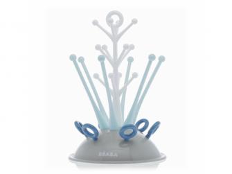 Odkapávač kojeneckých lahví šedá/modrá 3