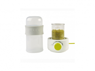 Ohřívačka kojeneckých lahví Babymilk Second Neon 2