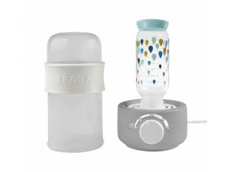 Ohřívačka kojeneckých lahví Babymilk Second šedá 2