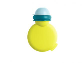 Lahvička Babypote neon/modrá 2