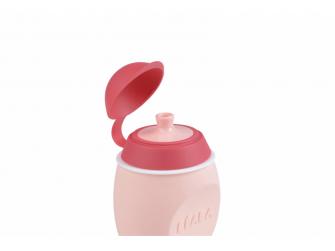 Lahvička BabySqueez 2v1 Pink 2