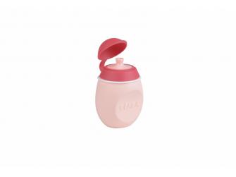 Lahvička BabySqueez 2v1 Pink 4