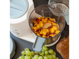 Parní vařič + mixér BABYCOOK Neo Eucalyptus 4