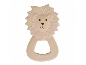 Safari -kousátko zpřírodního kaučuku, lev