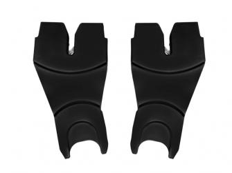 Adaptéry pro autosedačku Maxi-Cosi černé
