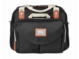 Přebalovací taška Geneva Black 2
