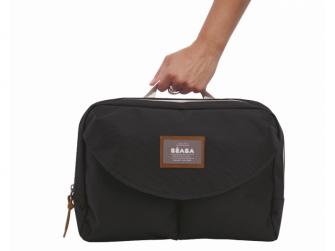 Přebalovací taška Geneva Black 9