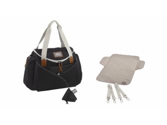 Přebalovací taška Sydney Black 3