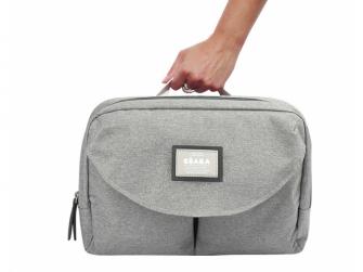 Přebalovací taška Geneva Grey 10