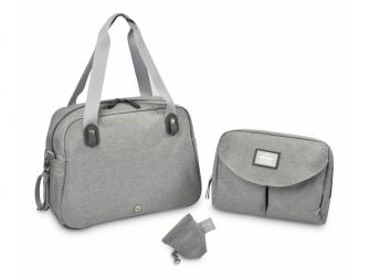 Přebalovací taška Geneva Grey 3