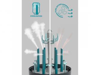 elektrický sterilizátor TURBO PURE 5