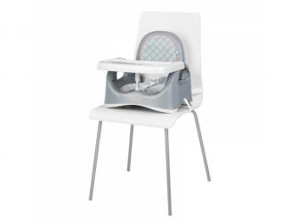 Plastová přenosná židlička Compact Seat Smokey 3