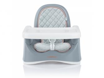 Plastová přenosná židlička Compact Seat Smokey 2