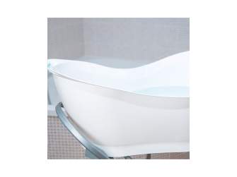 stojan a výpusť k vaničce Aquanest 4