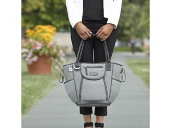 Přebalovací taška Daily Bag Smokey 7