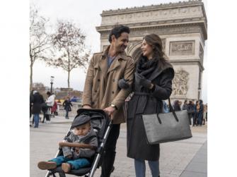 Taška Le Champs Elysées SMOKEY 7