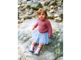 Botičky Cutie Pink M 3