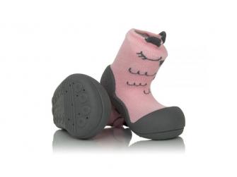 Botičky Cutie Pink S 2