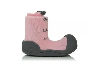 Botičky Cutie Pink XL 5