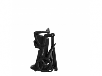 Xari Sport kočárek Black Denim 9