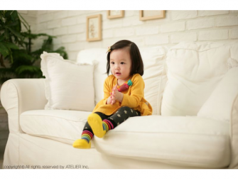 Botičky RainBow Yellow S 6