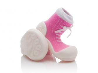 Botičky Sneakers Pink M 2